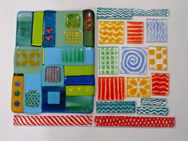 Greta Schneider's patchwork